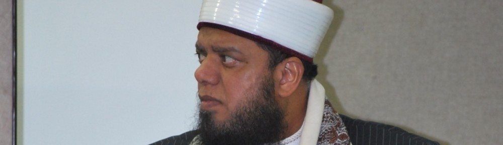 Shaykh Faisal Abdur Razak at Grand Mawlid Dec 31 2011